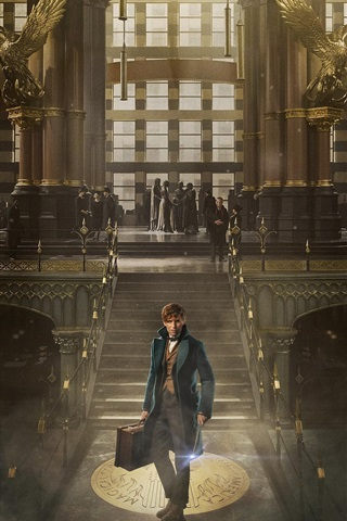 iPhone Wallpaper Fantastic Beasts and Where to Find Them