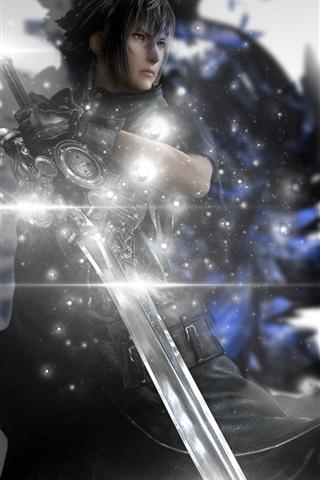iPhone Papéis de Parede Final Fantasy jogo XV HD