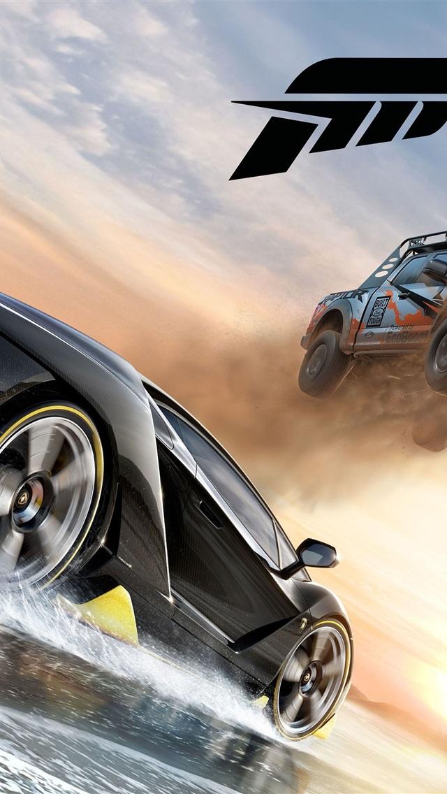 Wallpaper Forza Horizon 3, crazy racing 3840x2160 UHD 4K ...