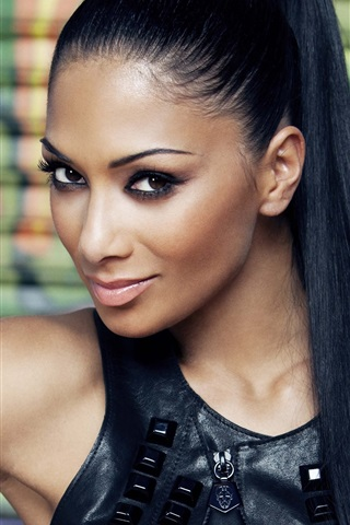 iPhone Wallpaper Nicole Scherzinger 13