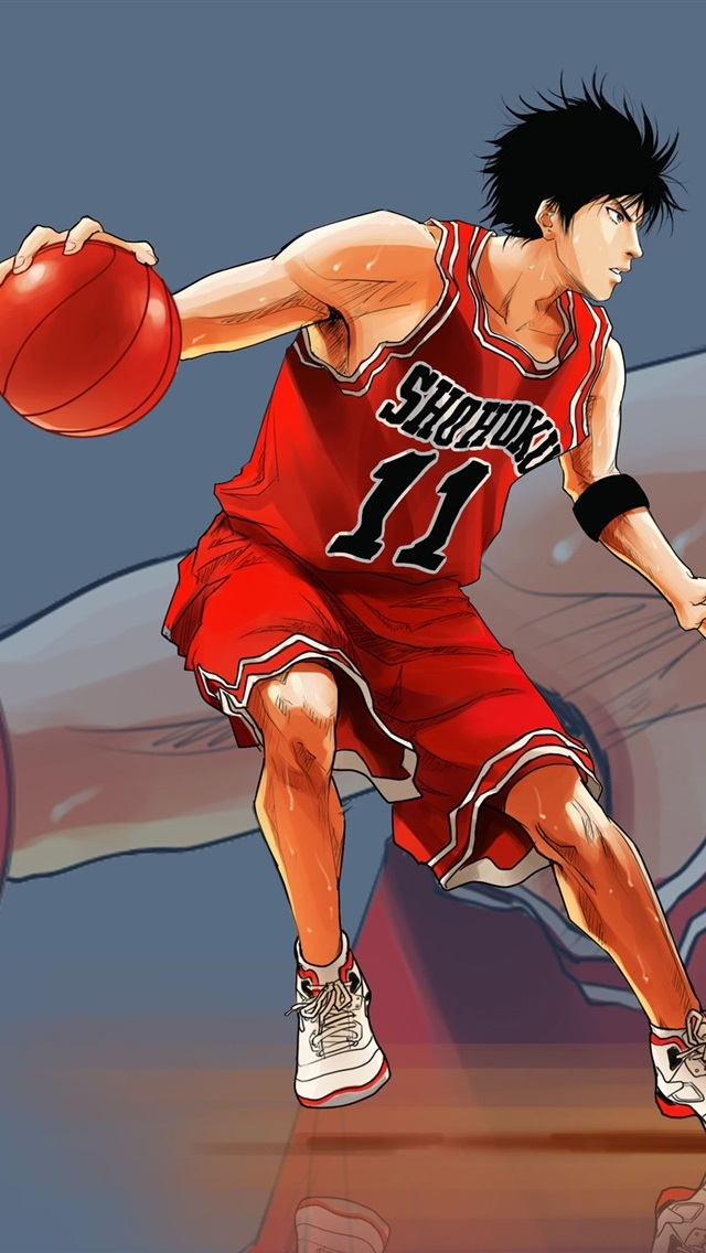 wallpaper rukawa kaede slam dunk 2880x1800 hd picture image