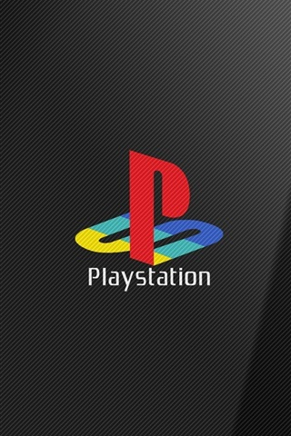 iPhone Wallpaper Sony PlayStation logo
