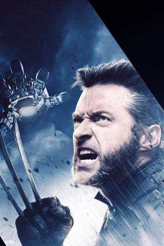 iPhone Обои X-Men: Дни минувшего будущего, HD фильм