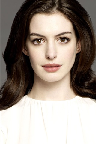iPhone Wallpaper Anne Hathaway 05