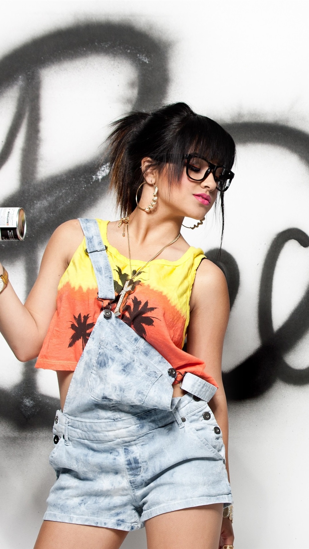 Becky G 01 1080x1920 Iphone 8 7 6 6s Plus Wallpaper Background Picture Image