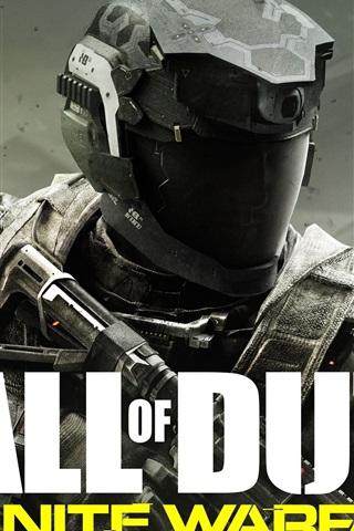 iPhone Wallpaper Call of Duty: Infinite Warfare