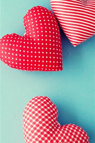 iPhone Wallpaper Happy Mothers Day, love hearts