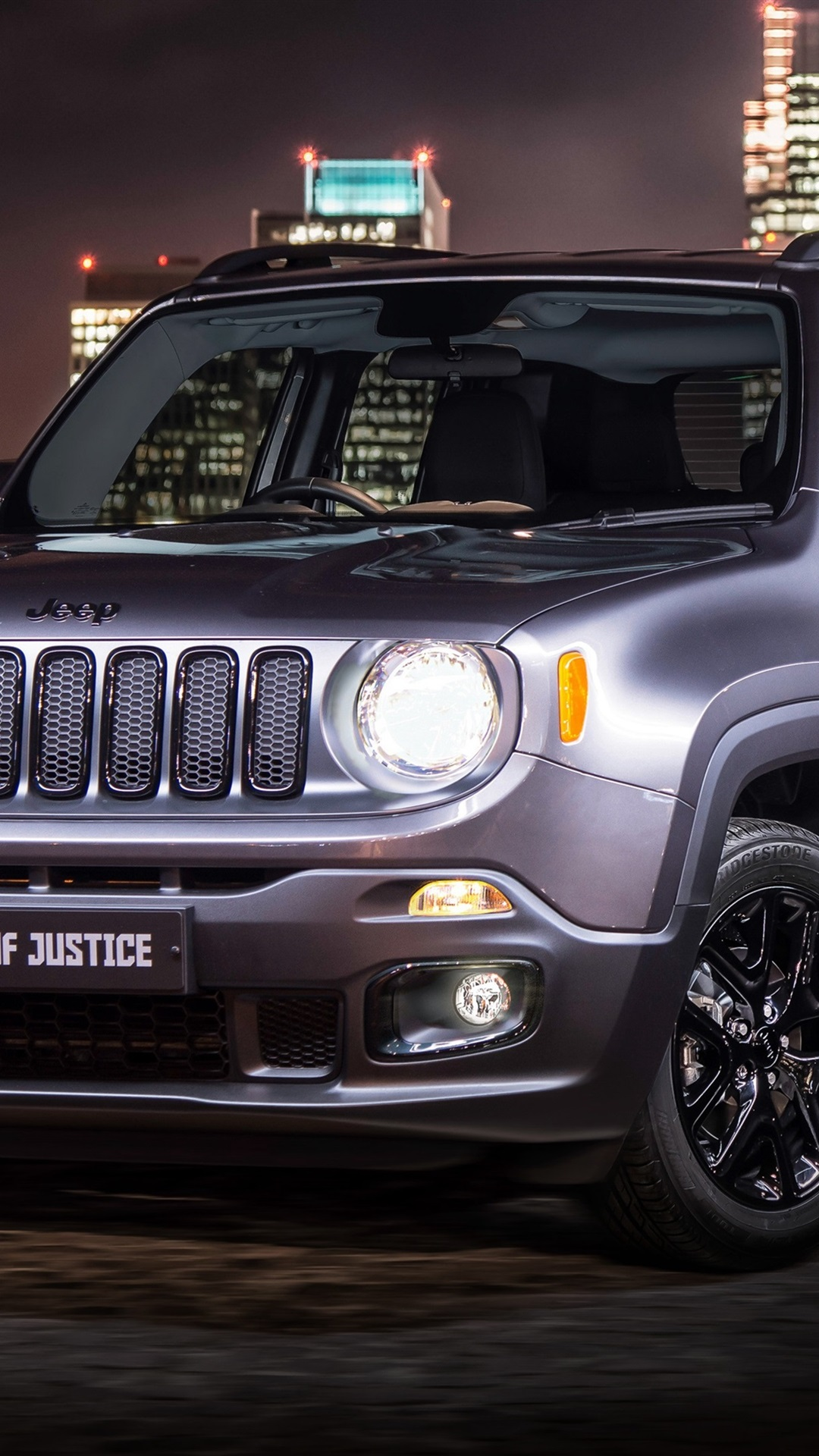 Jeep Renegade Dawn Of Justice 1080x1920 Iphone 8 7 6 6s