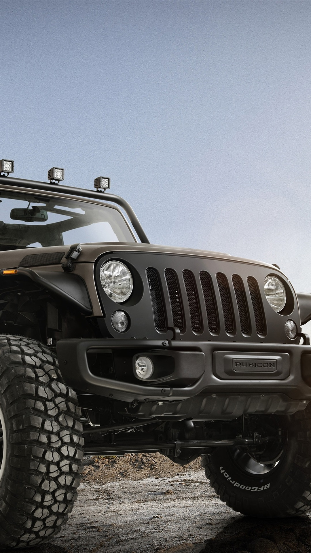 Jeep Wrangler Unlimited Rubicon Stealth Pickup 1080x1920