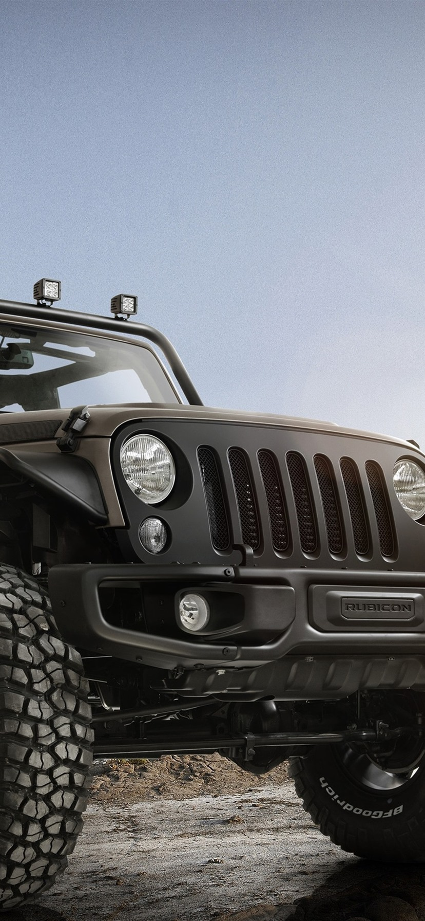 壁纸 Jeep牧马人rubicon无限隐身皮卡 3840x2160 Uhd 4k 高清壁纸 图片 照片