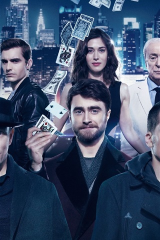 iPhone Wallpaper Now You See Me 2