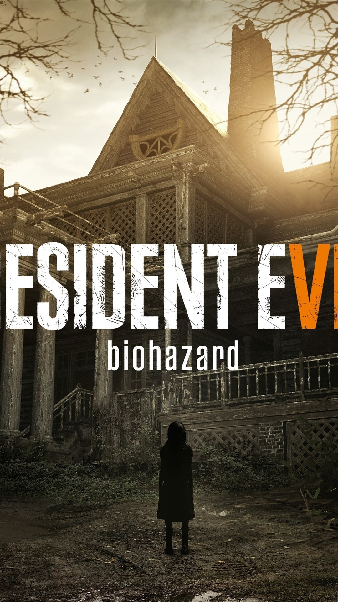 Resident Evil 7 1080x1920 Iphone 8 7 6 6s Plus Wallpaper