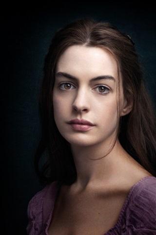 iPhone Papéis de Parede Anne Hathaway 09