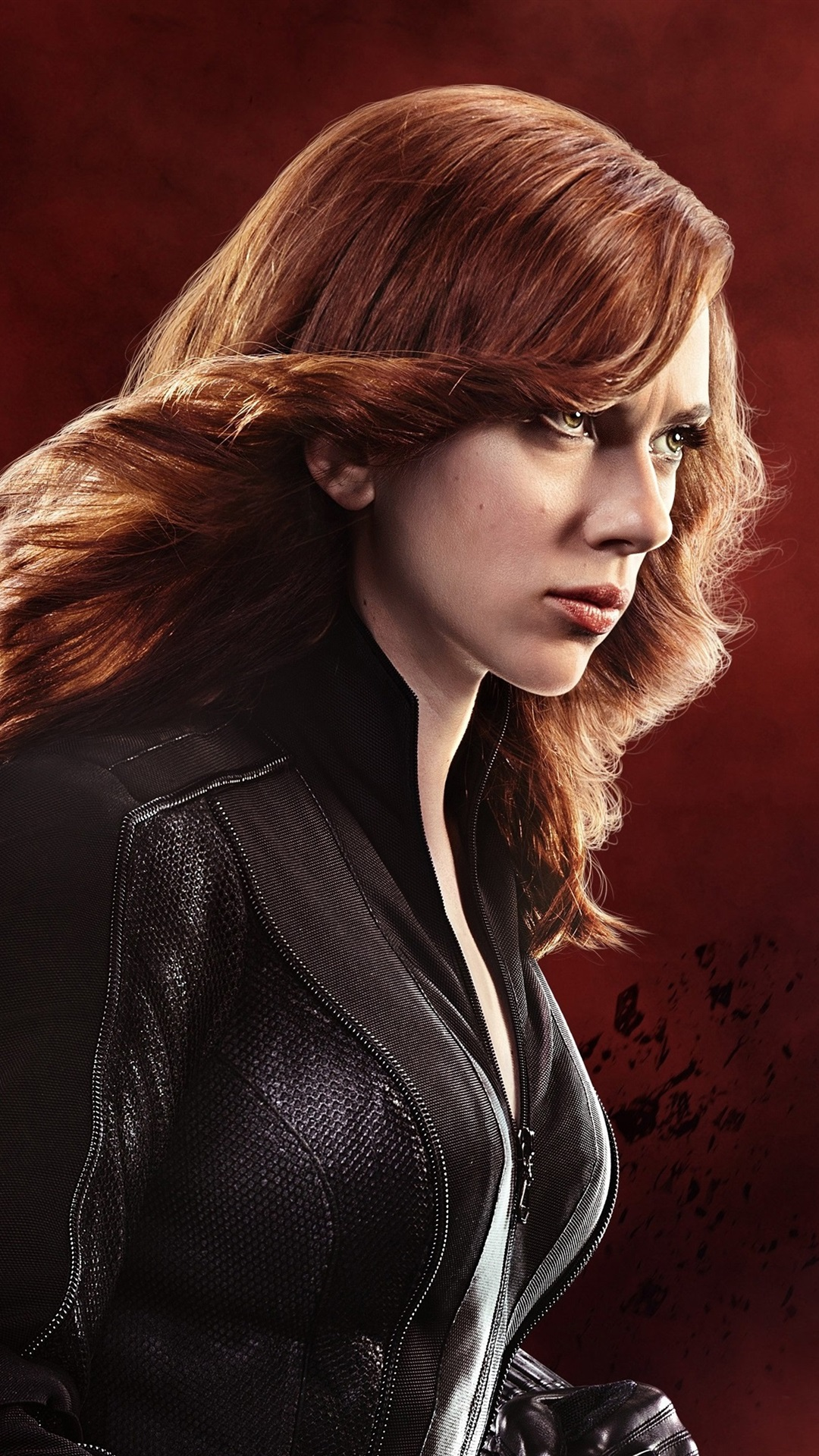 Black Widow Scarlett Johansson In Captain America 3