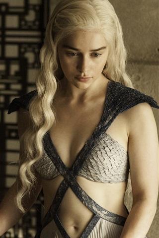 iPhone Wallpaper Game of Thrones, Daenerys Targaryen