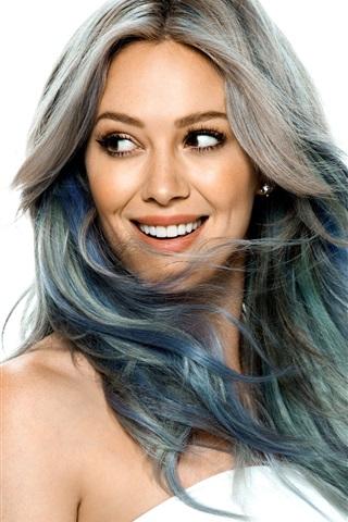 iPhone Papéis de Parede Hilary Duff 11