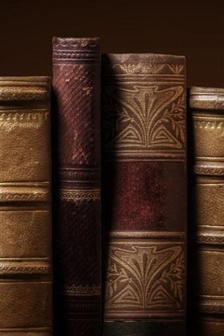iPhone Wallpaper Literature books, cover