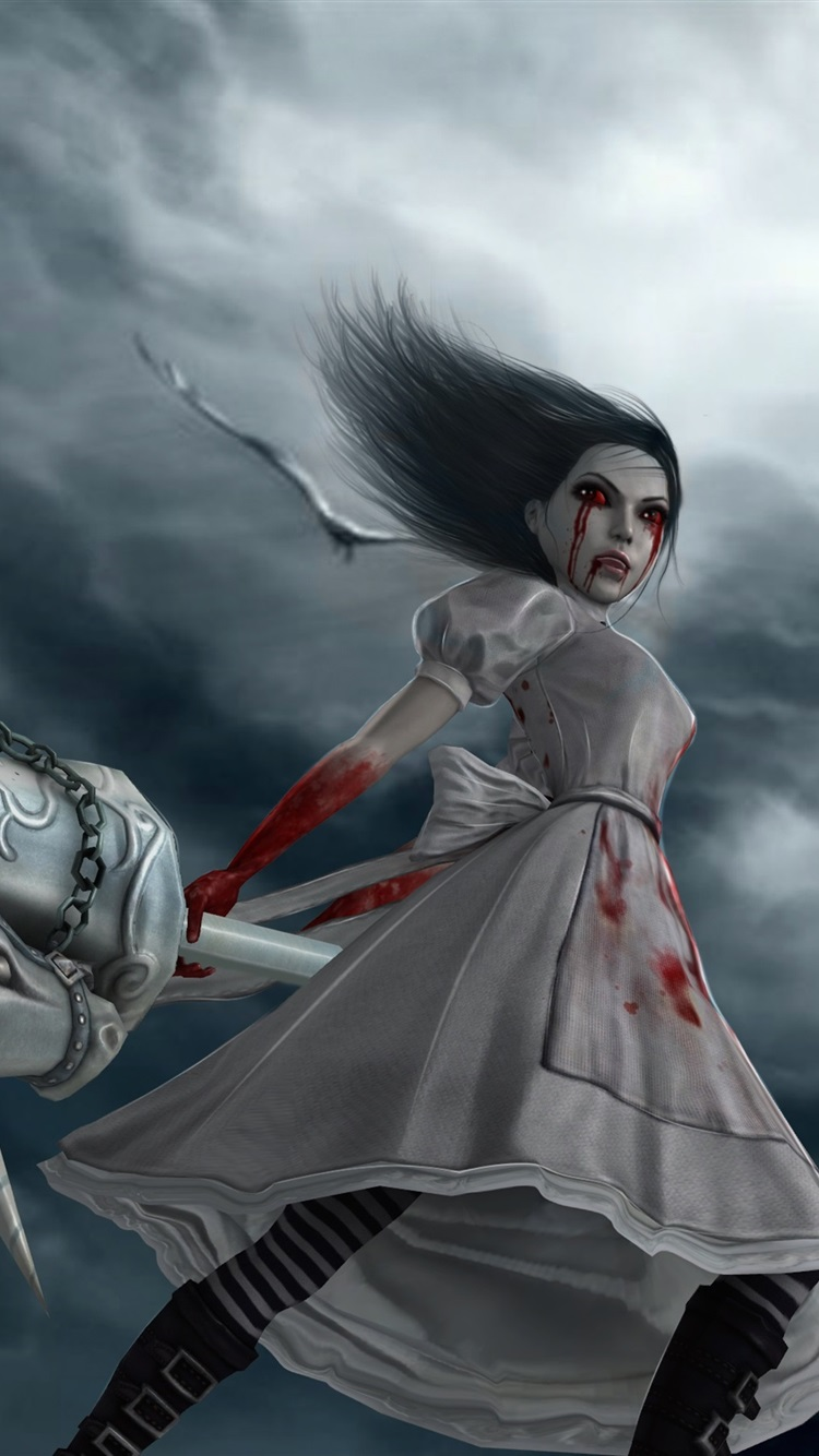 Wallpaper Alice Madness Returns, games art picture ...