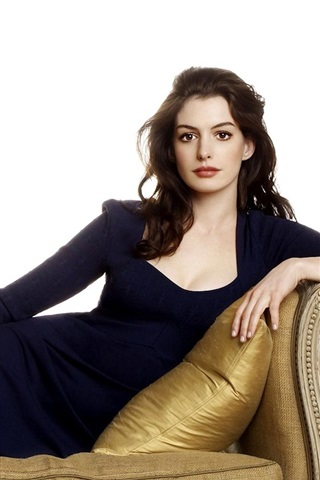 iPhone Wallpaper Anne Hathaway 20