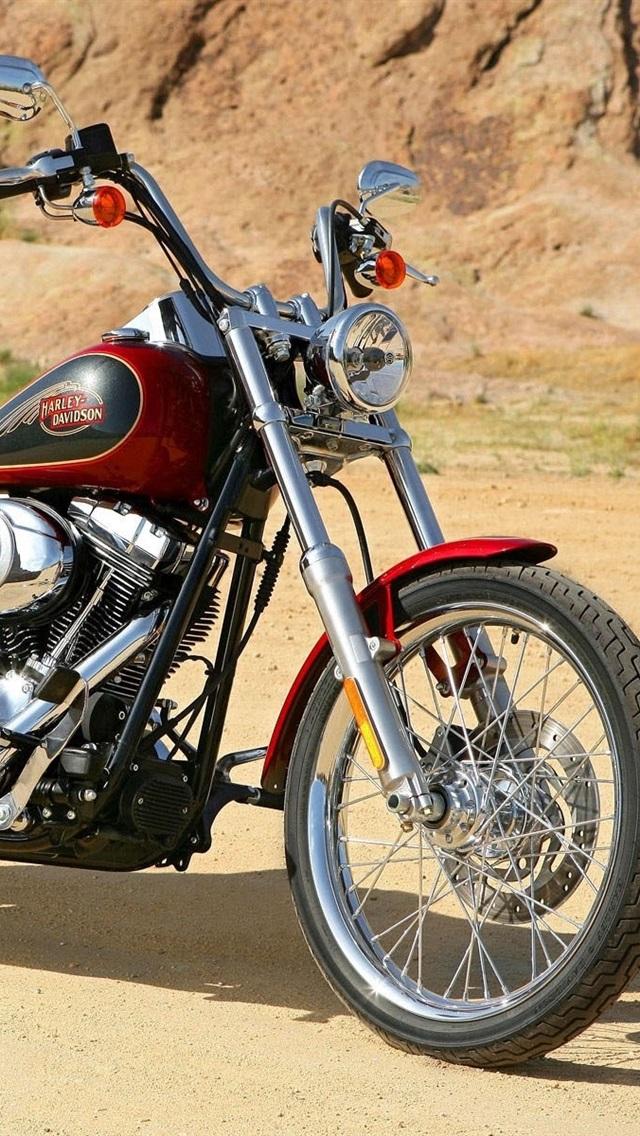 Harley Davidson Motorcycle 640x1136 Iphone 5 5s 5c Se