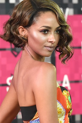 iPhone Wallpaper Kat Graham 04