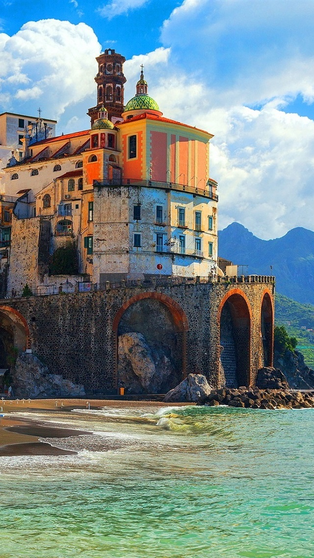 Best Cafes Positano Italy