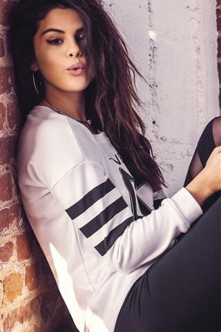 iPhone Papéis de Parede Selena Gomez 15