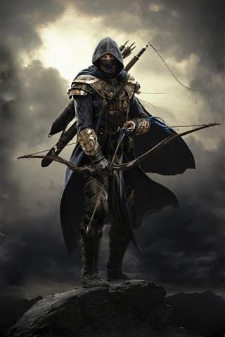 iPhone Papéis de Parede The Elder Scrolls Online, jogos para Xbox