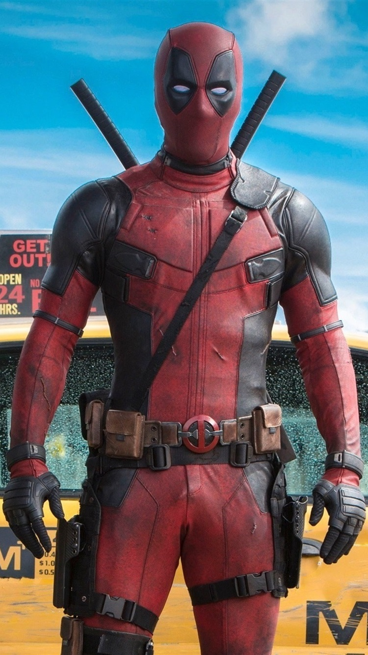 Deadpool Marvel Movie 750x1334 Iphone 8 7 6 6s Wallpaper