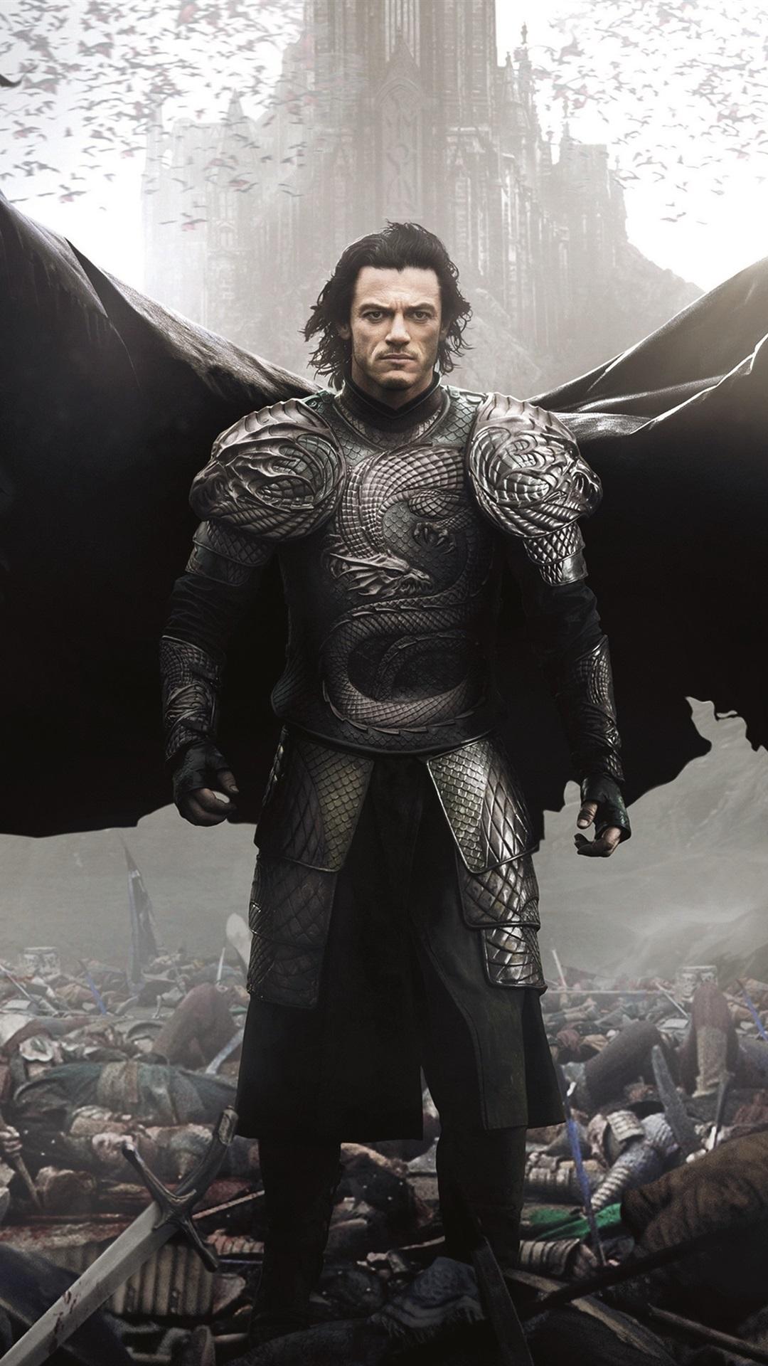 Dracula Untold Luke Evans 1080x1920 Iphone 8 7 6 6s Plus