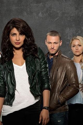 iPhone Wallpaper ABC TV series, FBI