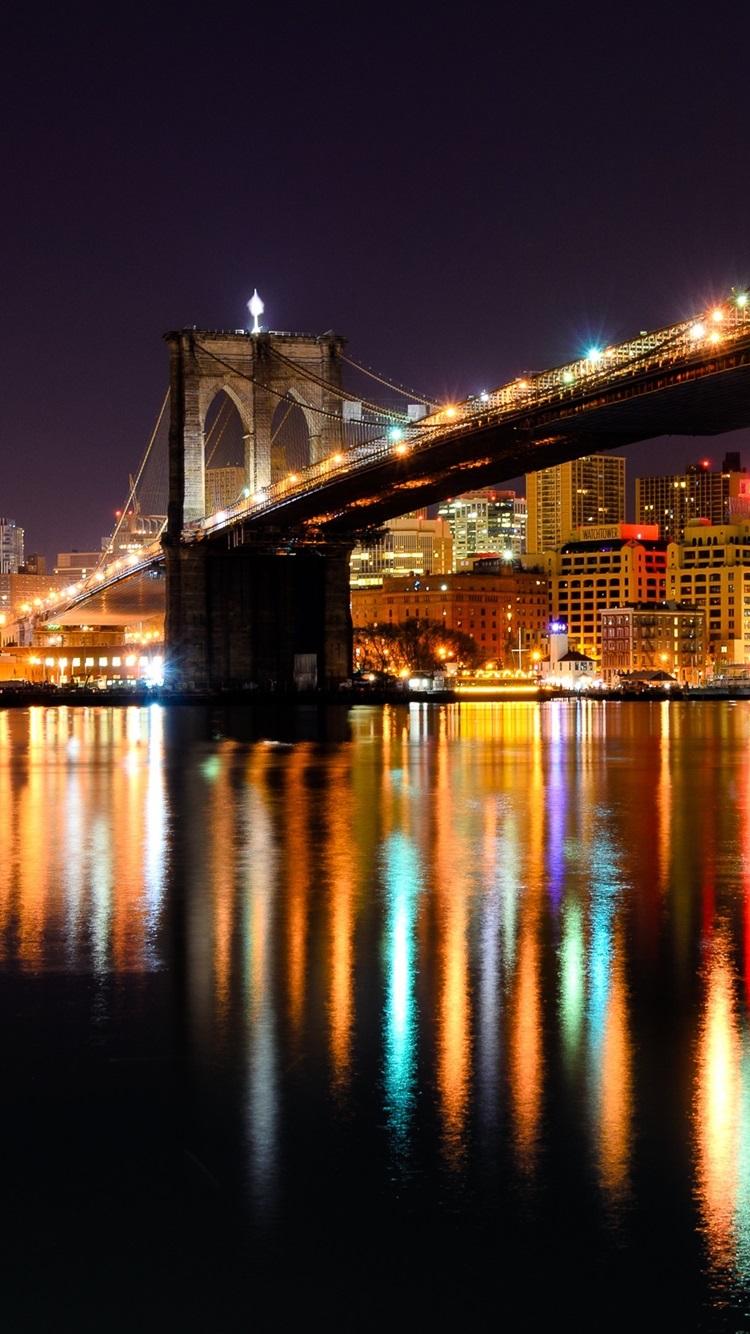Обои река гудзон, сша, new york. Города foto 13