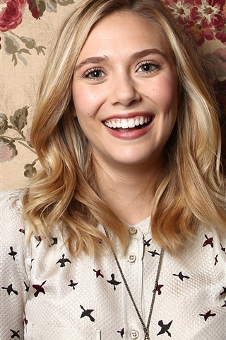 iPhone Wallpaper Elizabeth Olsen 05