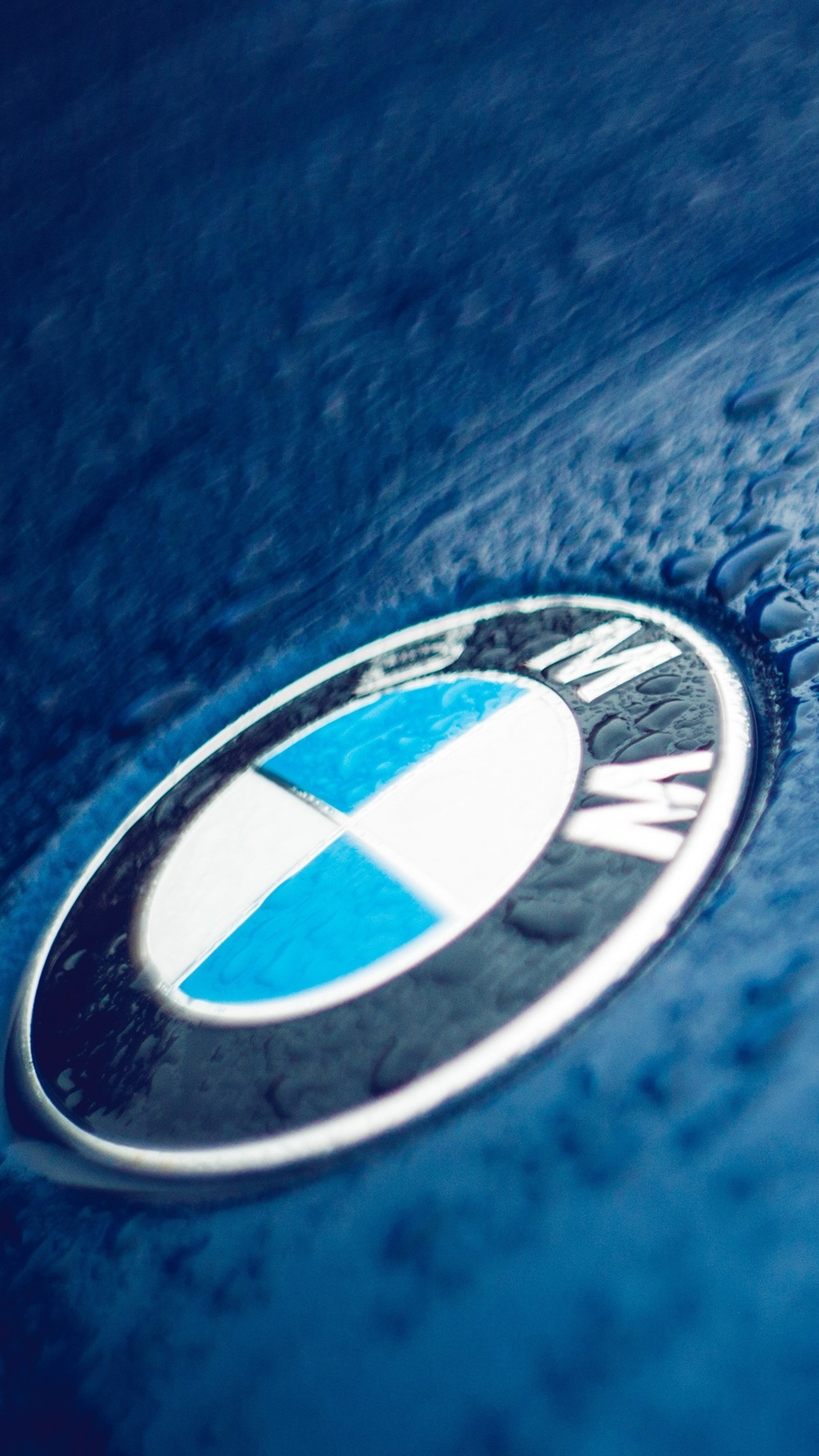 Bmw Logo Water Droplets 1080x1920 Iphone 8 7 6 6s Plus Wallpaper