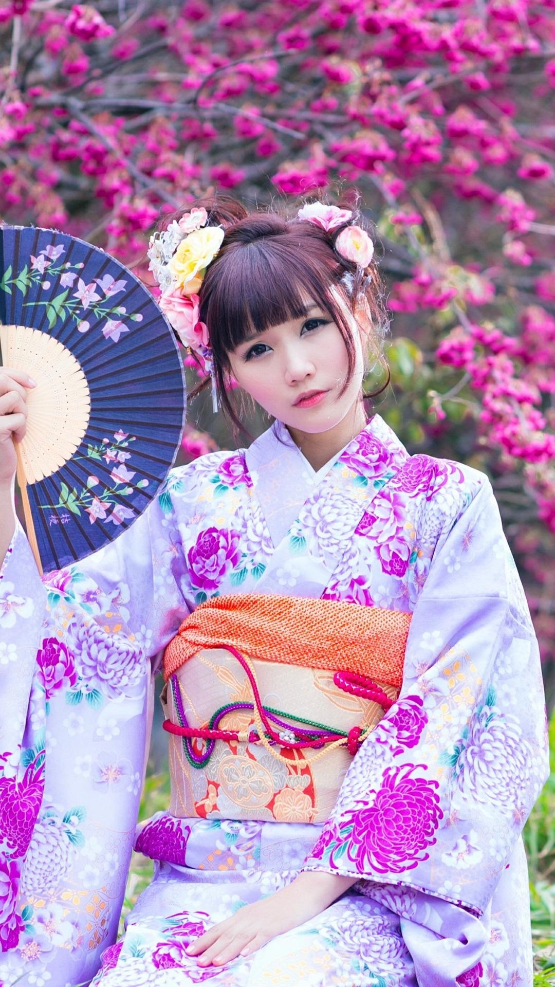 Japanische Mädchen