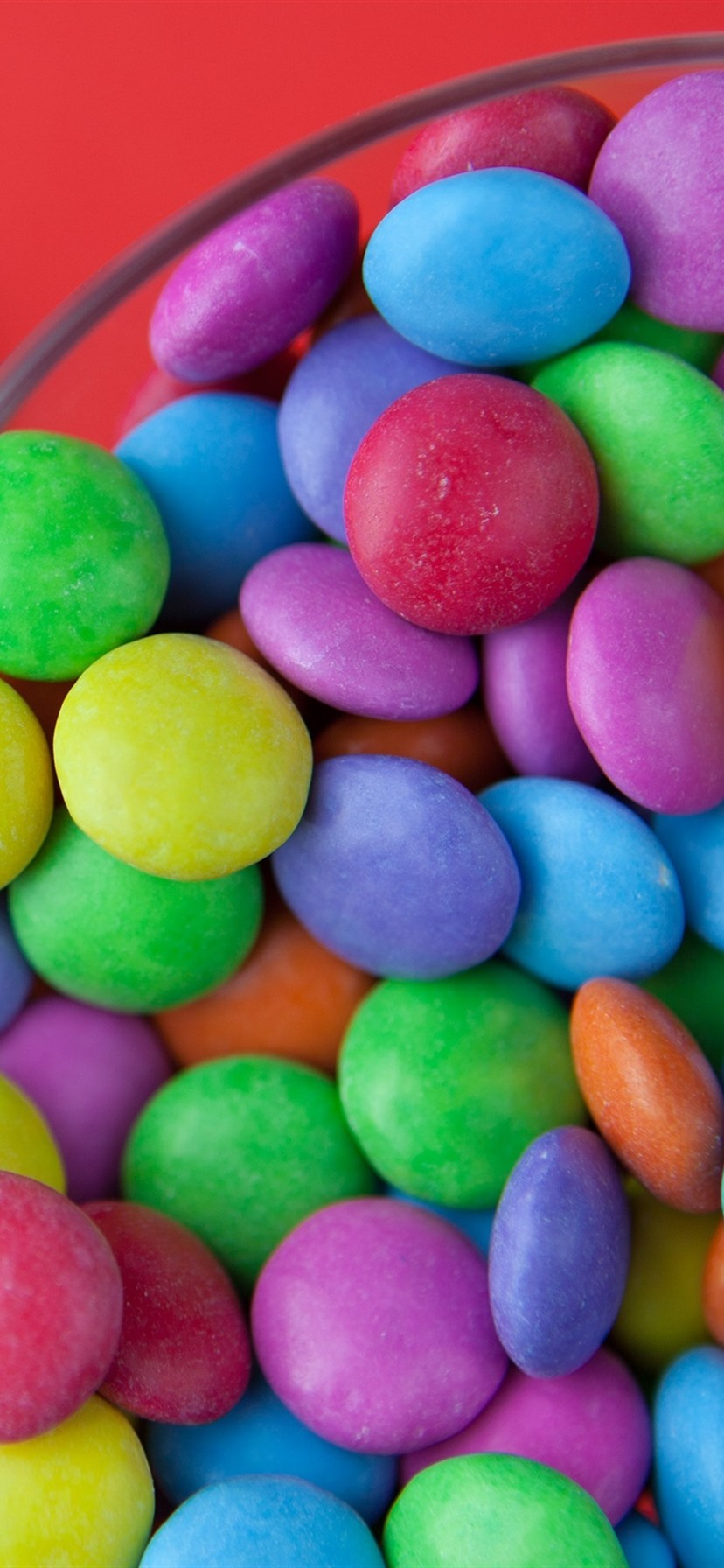Colorful Sweet Candy Sugar Pills 1080x1920 Iphone 8 7 6 6s