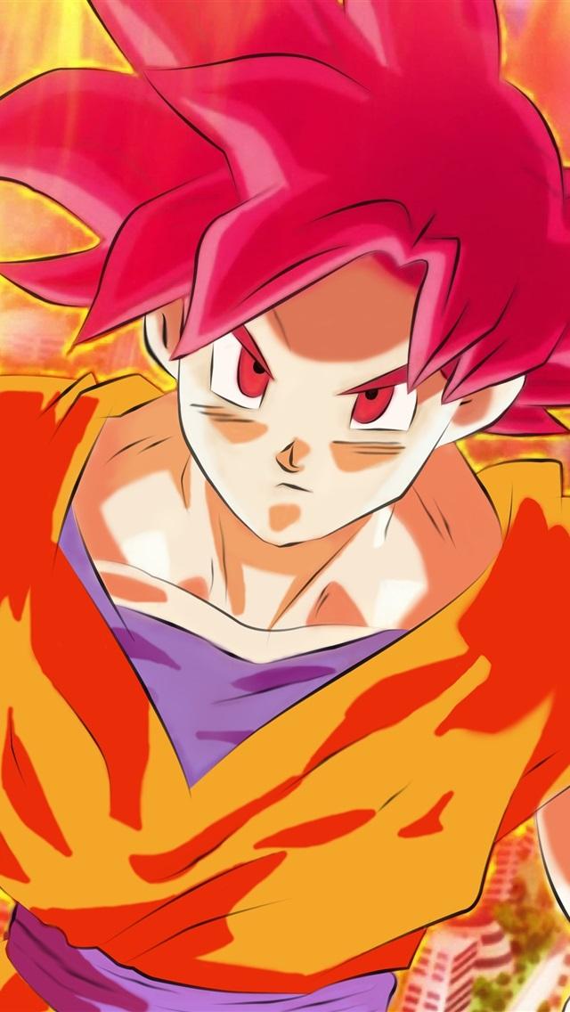 Dragon Ball Z Super Saiyan Monkey 1080x1920 Iphone 8 7 6 6s Plus Wallpaper Background Picture Image