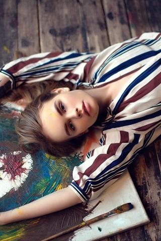 iPhone Wallpaper Anastasia Shcheglova 12