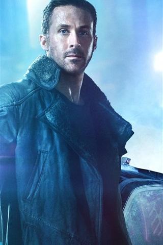 iPhone Hintergrundbilder Blade Runner 2049