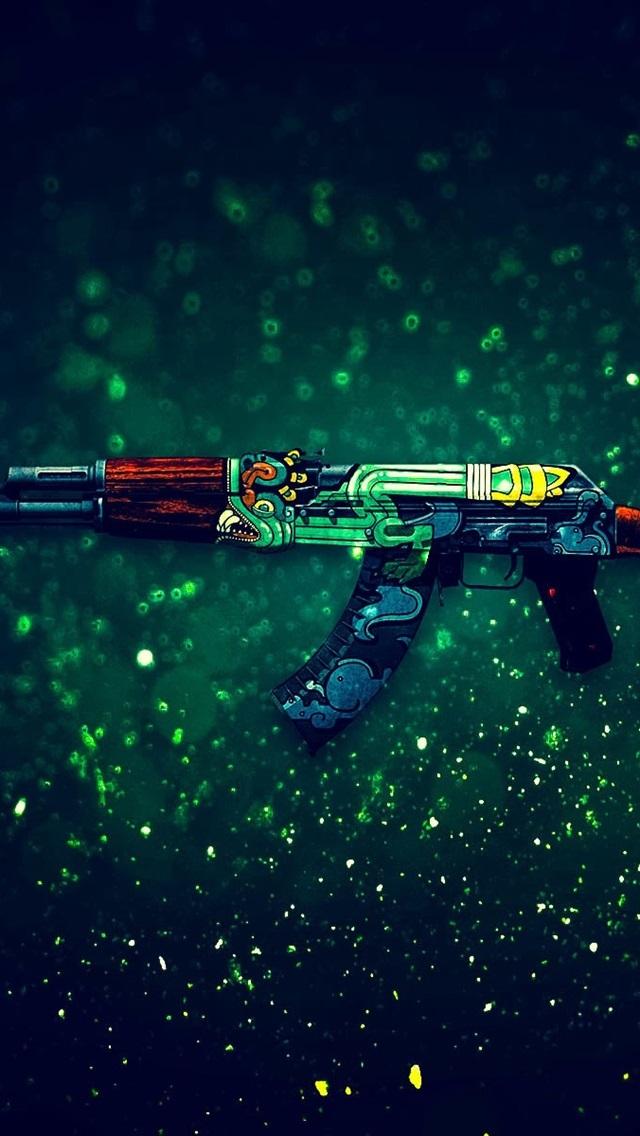 Fondos De Pantalla Cs Go Juego Rifle De Asalto Ak 47
