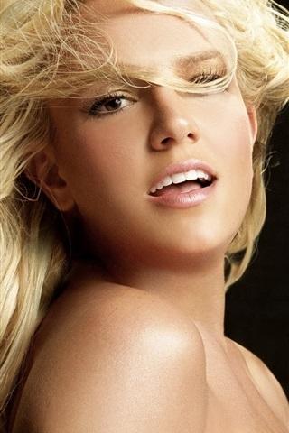 iPhone Wallpaper Britney Spears 19