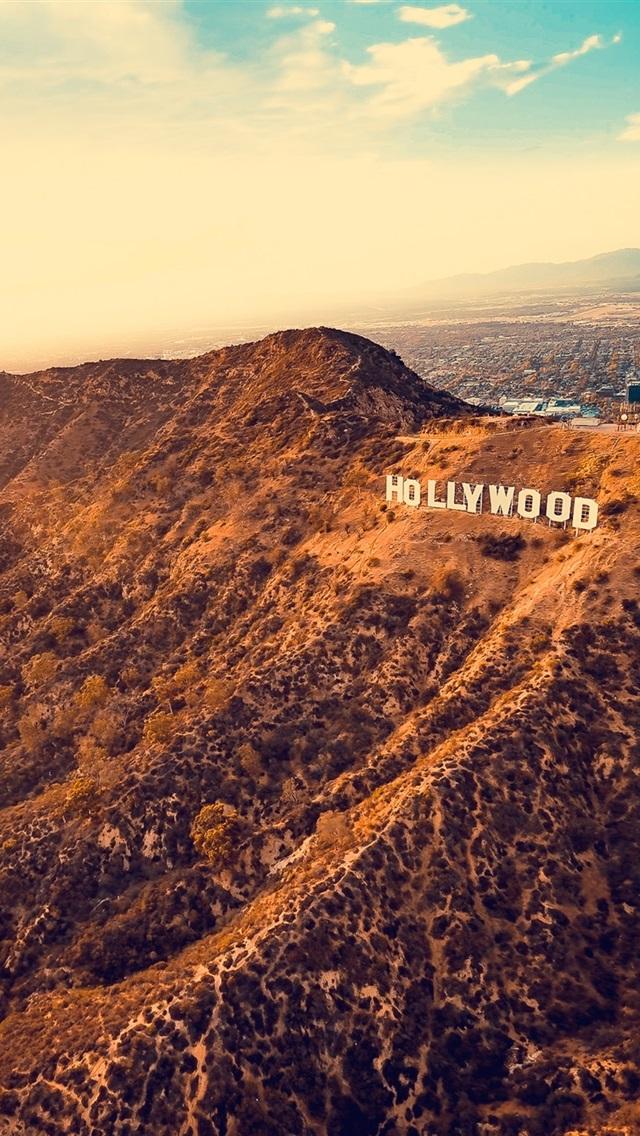 壁纸 洛杉矶,好莱坞,美国,山脉,城市 1920x1440 HD 高清壁纸, 图片, 照片