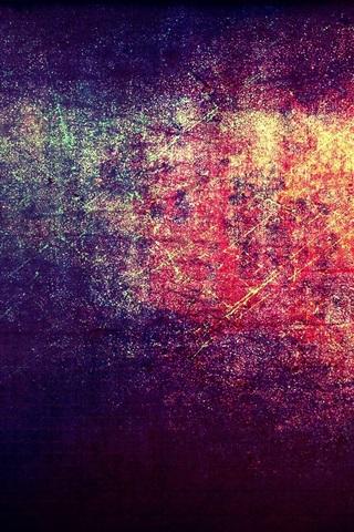 iPhone Papéis de Parede Espaço, estrelas, textura, resumo