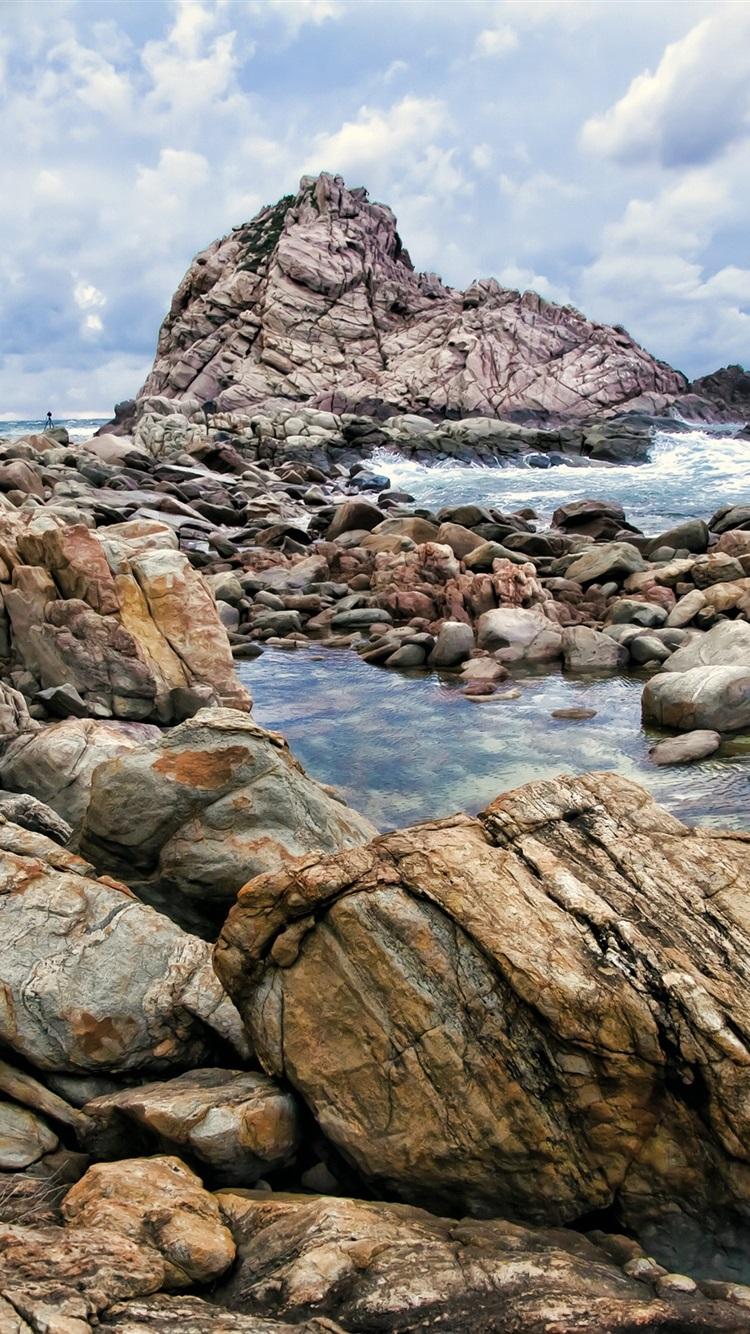 Western Australia Leeuwin Naturaliste National Park Stones