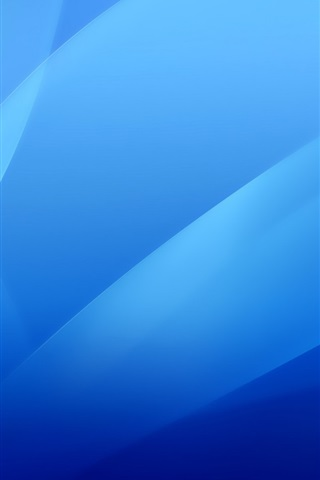 iPhone Wallpaper Blue abstract background, curve