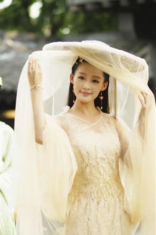 iPhone Wallpaper Li Qin, Princess Agents