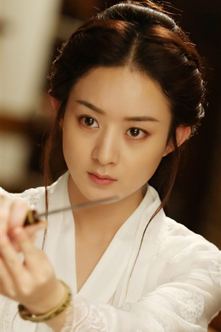 iPhone Wallpaper Zhao Liying, Princess Agents