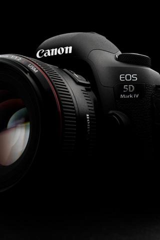 iPhone Wallpaper Canon EOS 5D Mark IV digital camera