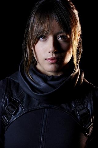 iPhone Wallpaper Chloe Bennet, Agents of S.H.I.E.L.D.