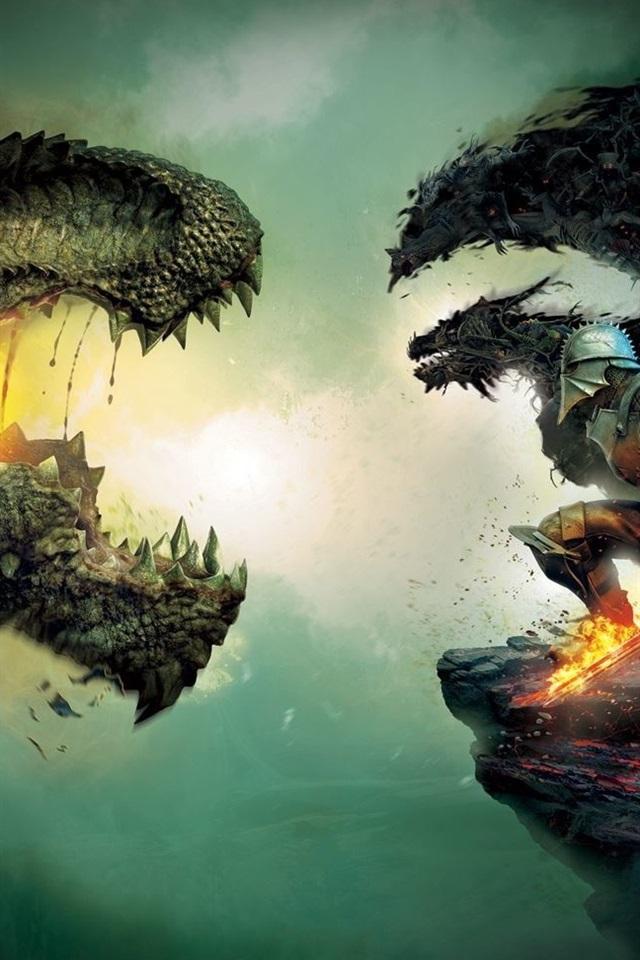 Wallpaper Dragon Age: Inquisition, games HD 1920x1080 Full ...
